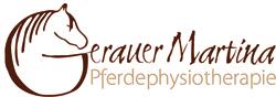 Logo Pferdepysiotherapie Gerauer